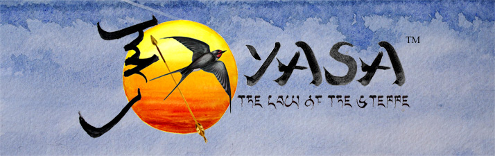 YASA: The Law of the Steppe